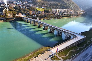 Mehmed Paša Sokolović Bridge Historic bridge in Višegrad, Bosnia and Herzegovina