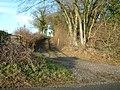 Bridleway up onto Portway Roman Road - geograph.org.uk - 98468.jpg