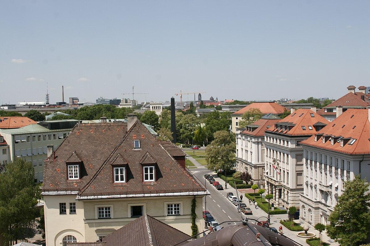 Brienner Stra U00dfe  Munich