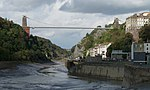 Bristol MMB «W3 Cumberland Basin and River Avon.jpg