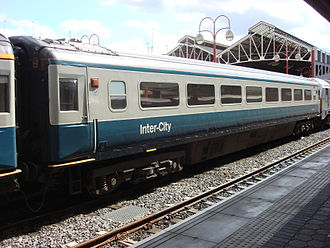 InterCity (British Rail) - Original British Rail Inter-City livery