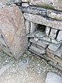Broch of Gurness, entrance interior, doorway.jpg