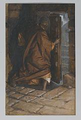 Judas quitte le Cénacle