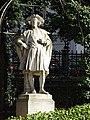 Brussels Kleine Zavel statue van Orley 01.jpg