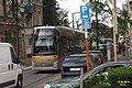 Brussels tram at Schaerbeek (22708042725).jpg
