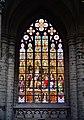 Bruxelles Co-Cathédrale St. Michel & Ste. Gudule Innen Buntglasfenster 10.jpg