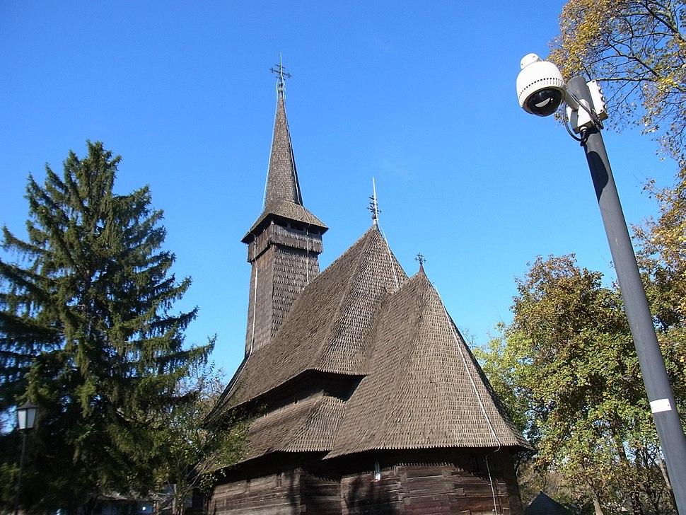 Bucarest Musee national du village56