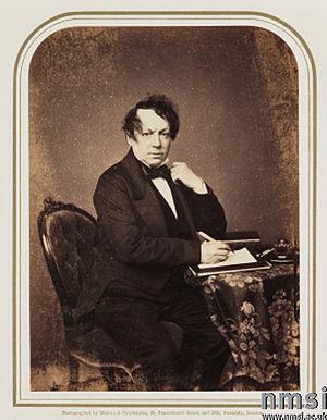 John Baldwin Buckstone - Portrait of Buckstone