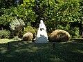 Bucuresti, Romania, Parcul Herastrau (Statuie in peisaj); B-II-a-A-18802 (1).JPG