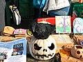 Bucuresti, Romania. Pumpkin Fest. Primul Festival de Halloween din Romania. Oct. 2019. Obiecte de Halloween. (2)DSCN9759.jpg