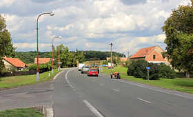 Budčeves, road No. 32.jpg