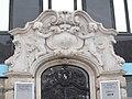 Buday-Goldberger-palota, neobarokk portál, 2019 Lipótváros.jpg
