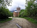 Budyonovka Church near Manglisi.jpg