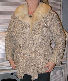Bueno lamb fur jacket (front side).JPG