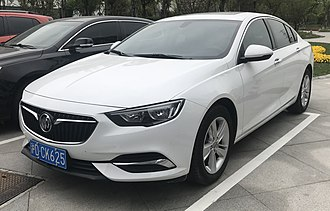 Buick Regal - 2018 Buick Regal