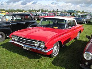 Buick Skylark - 1962 Buick Skylark hardtop