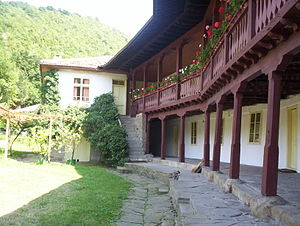 Kilifarevo - Image: Bulgaria Kilifarski Monasterio 02