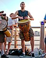 Bulge - Radical Faeries Drum Ritual - Gay Pride New York 2007 - SML (695069151).jpg
