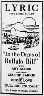 <i>Bulldog Courage</i> (1922 film) 1922 silent film by Edward A. Kull