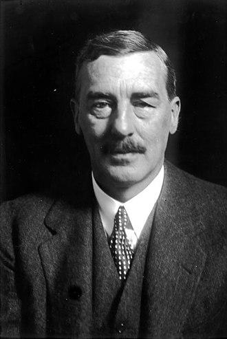 Ronald Lindsay - Sir Ronald Lindsay in 1928.