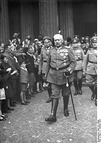 パウル・フォン・ヒンデンブルク