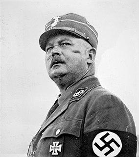 Ernst Röhm German Nazi, co-founder and leader of the Sturmabteilung