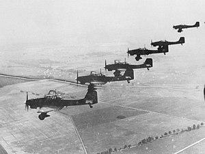 Blitzkrieg - Ju 87 Bs over Poland, September–October 1939