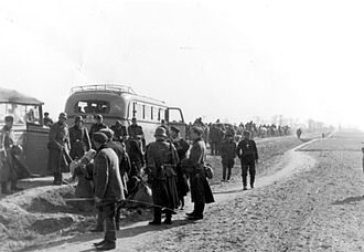 Expulsion of Poles by Nazi Germany - Expulsion of 630,000 Poles from Reichsgau Wartheland