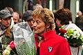 Bundespräsidentin Eveline Widmer-Schlumpf als Ehrengast der Gesellschaft zu Fraumünster am Sechseläuten 2012-04-16 14-36-40.JPG