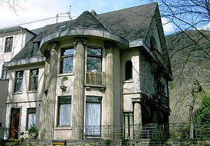 August Bungert - August-Bungert-Haus in Leutesdorf