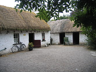 Bunratty - Image: Bunratty Folk Park 1