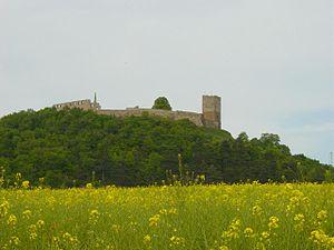 Gleichen - Image: Burg Gleichen
