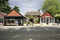 Burley Garage Cottage, Ringwood Road, Burley - geograph.org.uk - 177519.jpg