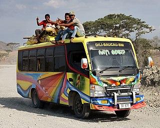 Transport in East Timor