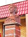 Bust of Klavdiya Shulzhenko in Kharkiv 3.jpg