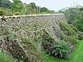 Buttress wall, Haddon Hall - geograph.org.uk - 1155615.jpg