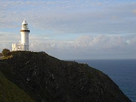 Cape Byron Lighthouse, de vuurtoren van Byron Bay