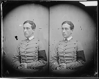 United States Military Academy - West Point Cadet C. Benek by Mathew Brady.