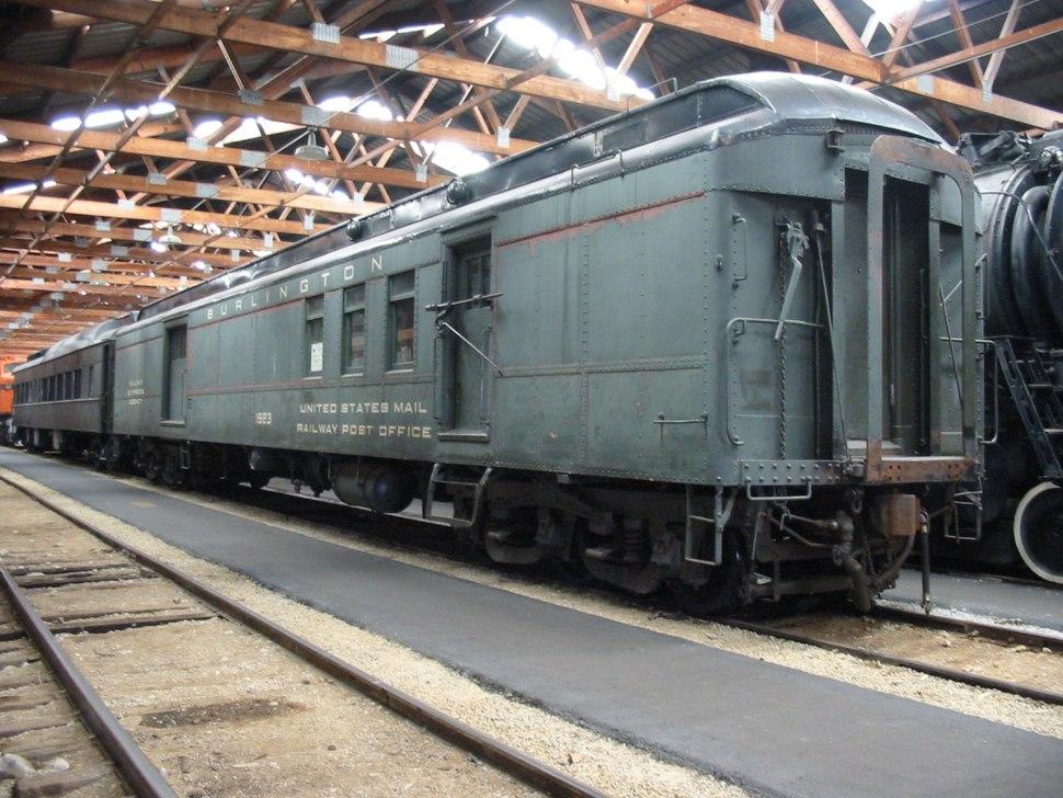 CBQ 1926 20050716 Illinois Railway Museum