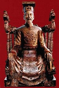 Trần Minh Tông Emperor of Vietnam
