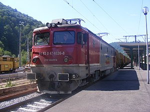 CFR Class 47 - The freight version of the Class 47