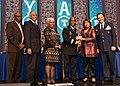 CG Wins receives BEYA 2018 Stars and Stripes Award (40145631752).jpg