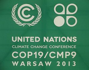 2013 United Nations Climate Change Conference - Image: COP19 CMP9 (11034852064)