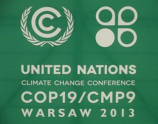 International UNFCC conference in Warsaw to find solutions against global warming, global weirding, ocean acidification  from CO2 or other greenhouse gases– probably  supported by a worldwide treaty