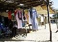 COSV - Darfur 2007 - Clothing stall.jpg