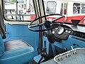 Cab of Zabytkowy autobus San H100A.1 (8082).jpg