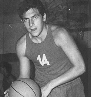 """History of the Argentina national basketball team - """"Beto"""" Cabrera, nicknamed Magician took part of the team that played the 1974 World Championship"""