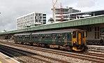 Caerdydd Canolog - GWR 150248.JPG