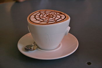 English: Caffe Latte