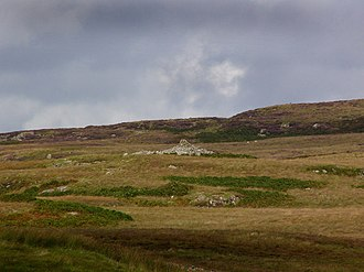 New Luce - Image: Cairn na Gath geograph.org.uk 543918